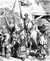 Don Quijote visita El Quijote